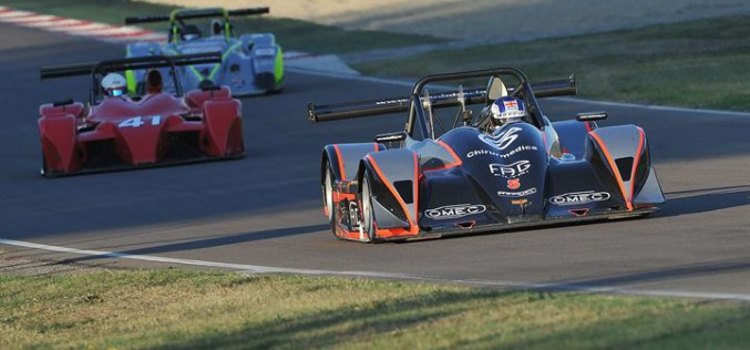 Il Campionato Italiano Sport Prototipi da domani a Misano per il sesto e penultimo round stagionale