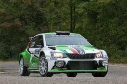 Vittoria di Umberto Scandola e Guido D'Amore su Skoda Fabia R5 al 33° Rally Due Valli