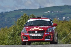 Suzuki Rally Trophy – Rao e Zeppegno vincono il Rally Due Valli e la classifica U25