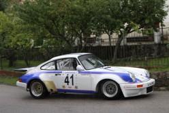 """La Cronoscalata del Santuario è di """"Claudio 65″ su Porsche"""