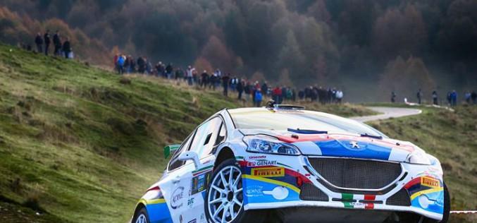 Peugeot Campione d'Italia Costruttori con Pirelli