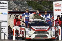 Marco Silva e Gianni Pina al Rally ACI Como