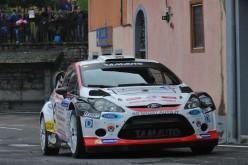Sossella Campione Italiano WRC