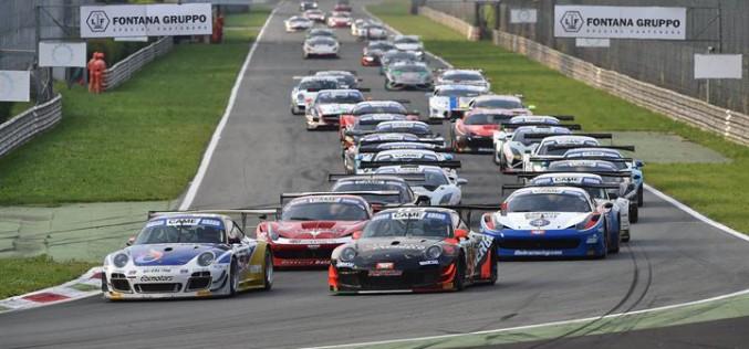 Ufficializzato il calendario del Campionato Italiano Gran Turismo 2016