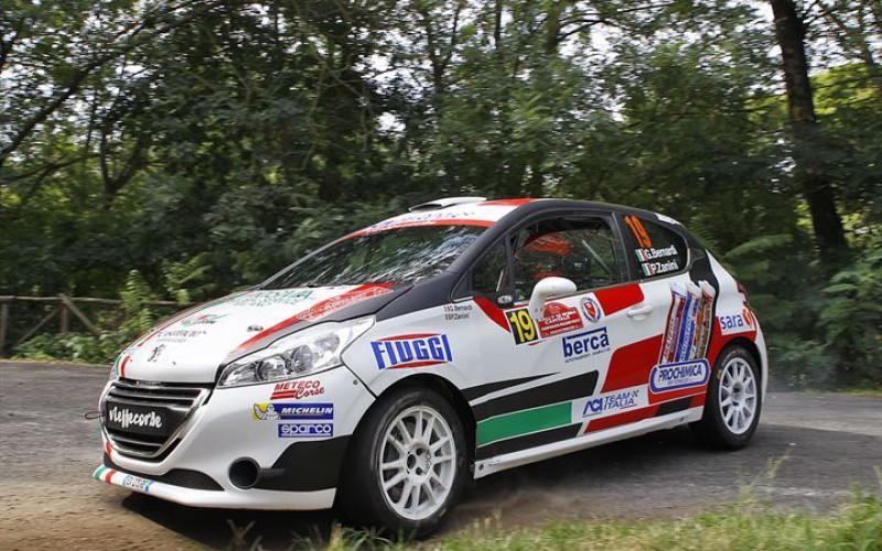 """Giorgio Bernardi: """"Cerco soddisfazione al Rally Due Valli"""""""