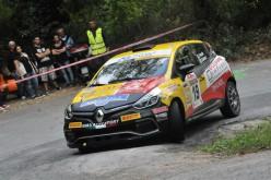 Luca Panzani ritrova il tricolore Rally: al via del  Due Valli con la nuova Clio R3T
