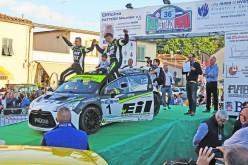 36° Rally Città di Pistoia a Michelini gara e titolo di zona