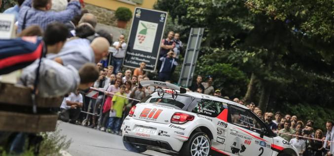 Ultimi giorni di iscrizioni al 36° Rally Città di Pistoia