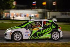 Casarano Rally Team al Rally Due Valli: Primiceri e Plantera debuttano in R5