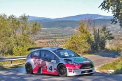 39° Trofeo Maremma: il successo a Santini-Mazzetti (Ford Fiesta R5)
