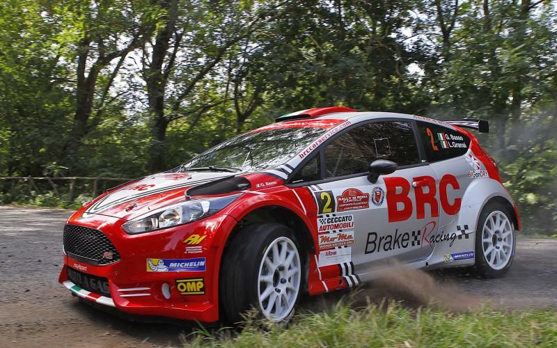 BRC al Rally 2 Valli per lasciare il segno