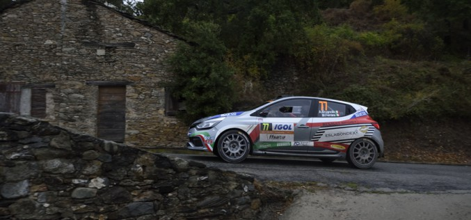 Andrea Crugnola pronto per il Tour de Corse
