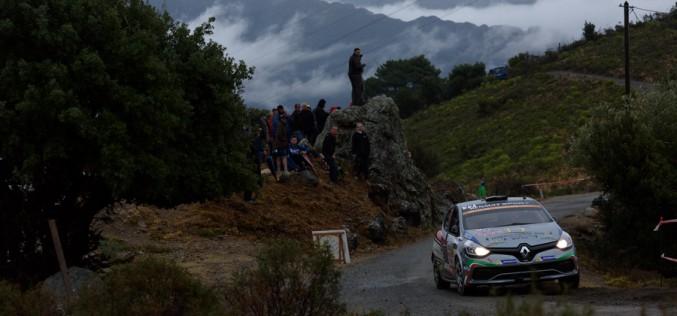 Al Tour de Corse giornata finale positiva per Crugnola