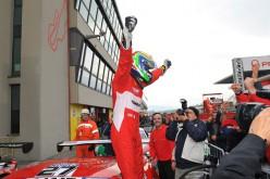 Stefano Gattuso (Ferrari) è il Campione Italiano Gran Turismo GT3, Luca e Nicola Pastorelli (Porsche) si aggiudicano il titolo GT Cup
