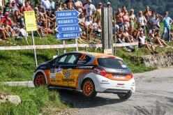"Max Giannini ed il Tricolore Rally: il pistoiese al ""via"" del Rally 2 Valli"