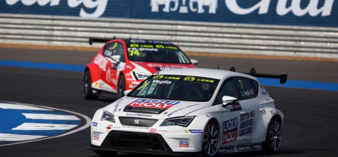 "Lorenzo Veglia chiude in ""top five"" la manche tailandese di TCR Series"