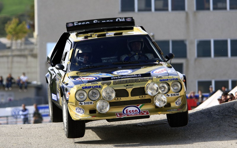 Magliona naviga al Rallylegend con Giorgio Mela