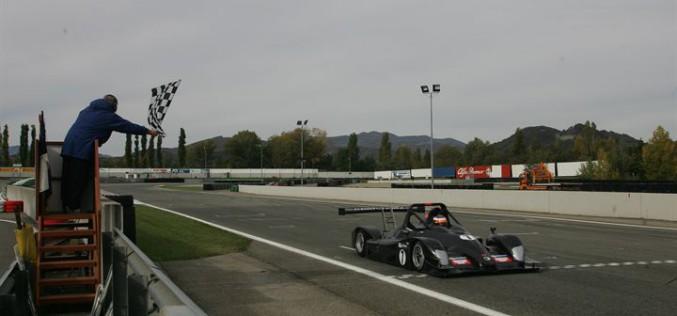 Giorgio Mondini (Ligier) è il Campione Italiano Sport Prototipi 2015