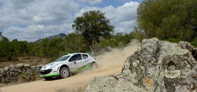 Il 34° Rally Costa Smeralda ultimo round del TRT