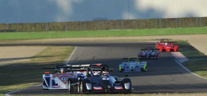 Partirà da Vallelunga la stagione 2016 del Campionato Italiano Sport Prototipi