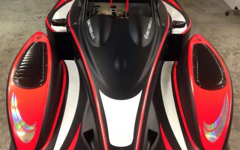 Ligier pronta per Cosimo Rea. Il giovane pilota salernitano svolgerà a breve alcuni test con la JS 51 Honda