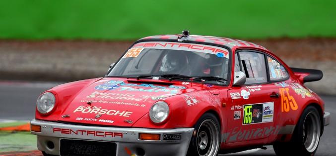 Da Zanche torna al Monza Rally Show su Porsche 911 RSR
