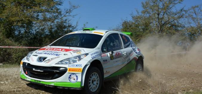 Power Car Team a podio in Val d'Orcia grazie a Dalmazzini e la 207 S2000