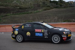 Luigi Bruccoleri e Ivan Rosato su Mitsubishi Evo X vincono il 2° Rally Day del Centro Sicilia