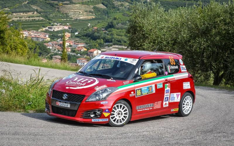 Stefano Martinelli torna in gara alle Ronde di Monte Caio