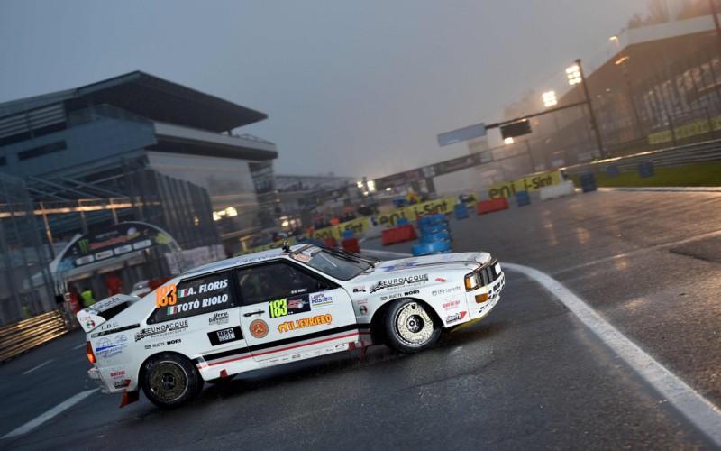Cst Sport con Riolo – Floris al Monza Rally Show