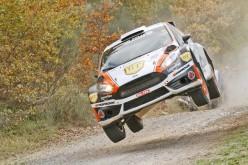 Successo per ERTS-Hankook Competition  al Rally della Val d'Orcia con Simone Tempestini