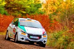Ottimo risultato di Fabio Andolfi al Rally del Galles