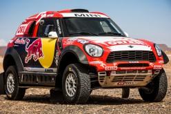 Gli equipaggi Mini All4 Racing iscritti alla Dakar