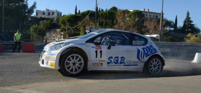 Alla 7a Ronde di Sperlonga vittoria di Alfonso Di Benedetto e Gino Abatecola