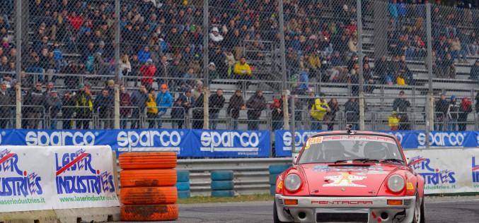 Lucio Da Zanche bissa il podio al Master Energy Monza Rally Show