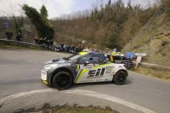 Rudy Michelini al Ciocchetto debutta con la Fiesta R5