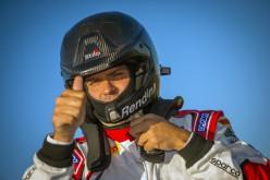 Test sulle Alpi francesi per il pilota Max Rendina che debutterà nel WRC2 2016 al prossimo Rally di Monte Carlo