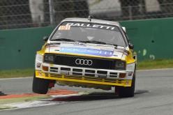 CST Sport con Riolo – Floris alla ribalta del Monza Rally Show