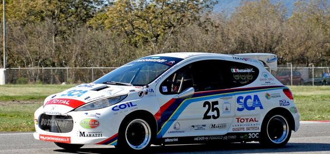 Christian Bussandri Campione Italiano Formula Challenge