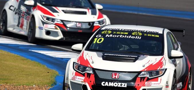 Honda Civic by Jas, nel Campionato Italiano Turismo in TCR e TCS