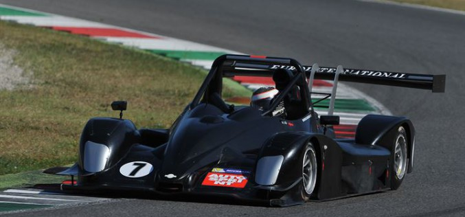 """Marco Jacoboni completa il """"dream team"""" di Eurointernational per il Campionato Italiano Sport Prototipi"""