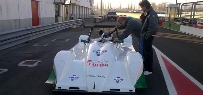 Eugenio Pisani, il debutto nel Campionato Italiano Sport Prototipi è con la Norma di Siliprandi Racing