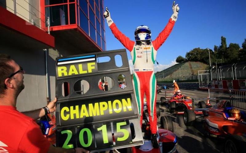 Sabato 13 febbraio premiazione per i protagonisti del 2015 dell'Italian F.4 Championship powered by Abarth