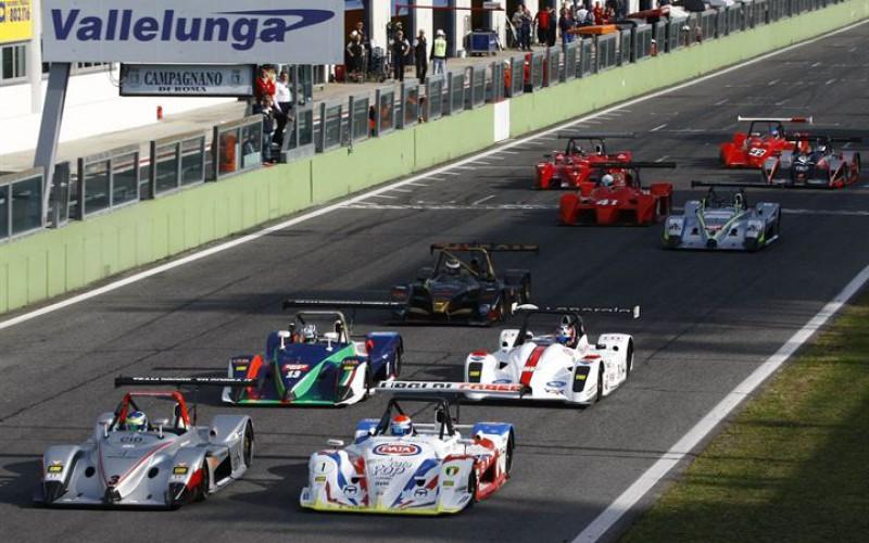 Anticipato al 4 settembre il quinto round del Campionato Italiano Sport Prototipi a Vallelunga