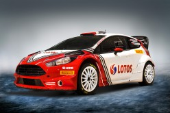 Svelata la Fiesta BRC di Kubica al Monte