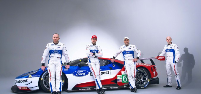Sparco al fianco di Ford Chip Ganassi Racing