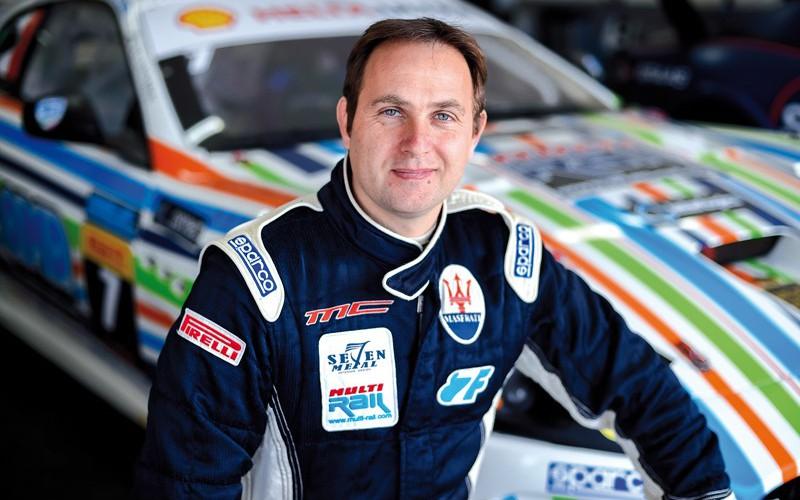 Giuseppe Fascicolo correrà nella Competition102 GT4 European Series