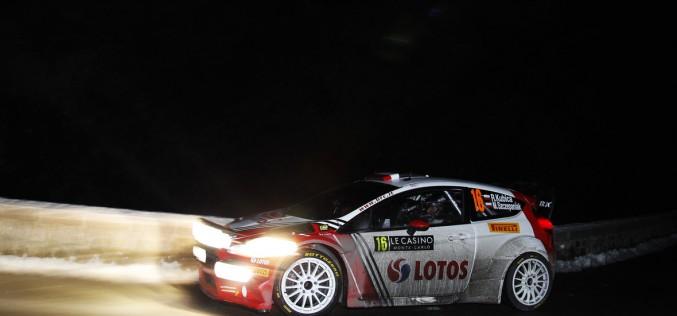 Robert Kubica costretto allo stop al Rally Monte Carlo dopo un inizio promettente