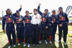 Trionfo di Sparco alla Dakar. Il brand di Volpiano sul gradino più alto del podio con Peugeot e con una fantastica tripletta sul podio dei truck
