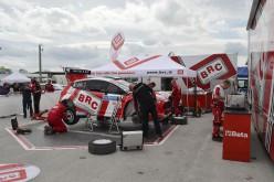BRC Racing Team al Rallye Monte-Carlo